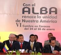 ALBA : L'Alternative [Alliance] Bolivarienne pour les Peuples de notre Amérique